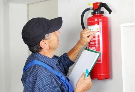 Tűzoltó készülék helyes használata